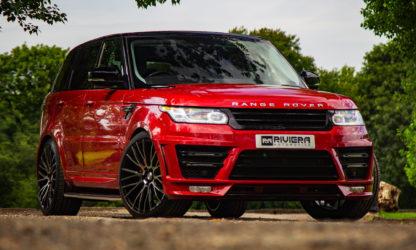 Range Rover Sport Red Main