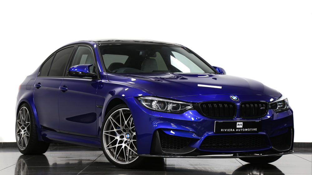 BMW M3 F80 Carbon Fibre Styling Body Kit