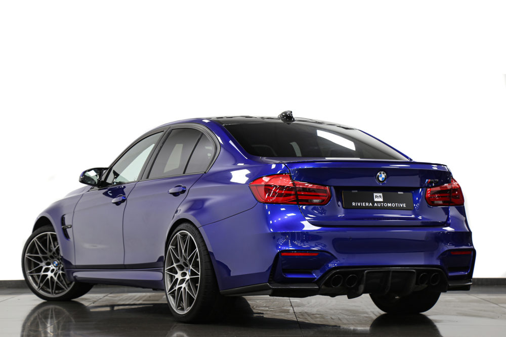 BMW M3 F80 M Performance Carbon Fibre Styling Body Kit